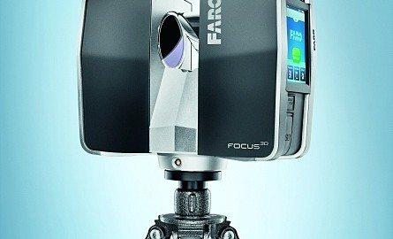 FARO Introduces the Focus3D