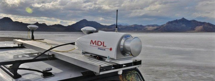 Mobile LiDAR Systems Dynascan Mobile Mapper