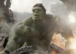 "ILM Hulk Avengers Mark Ruffalo as the Hulk in ""The Avengers,"" courtesy of Marvel Films."