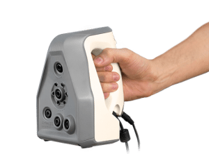 Rent the Artec Spider 3D Scanner