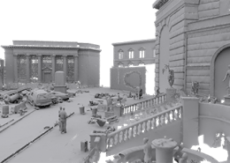COD Epic Night Out LiDAR WB Backlot Set-small