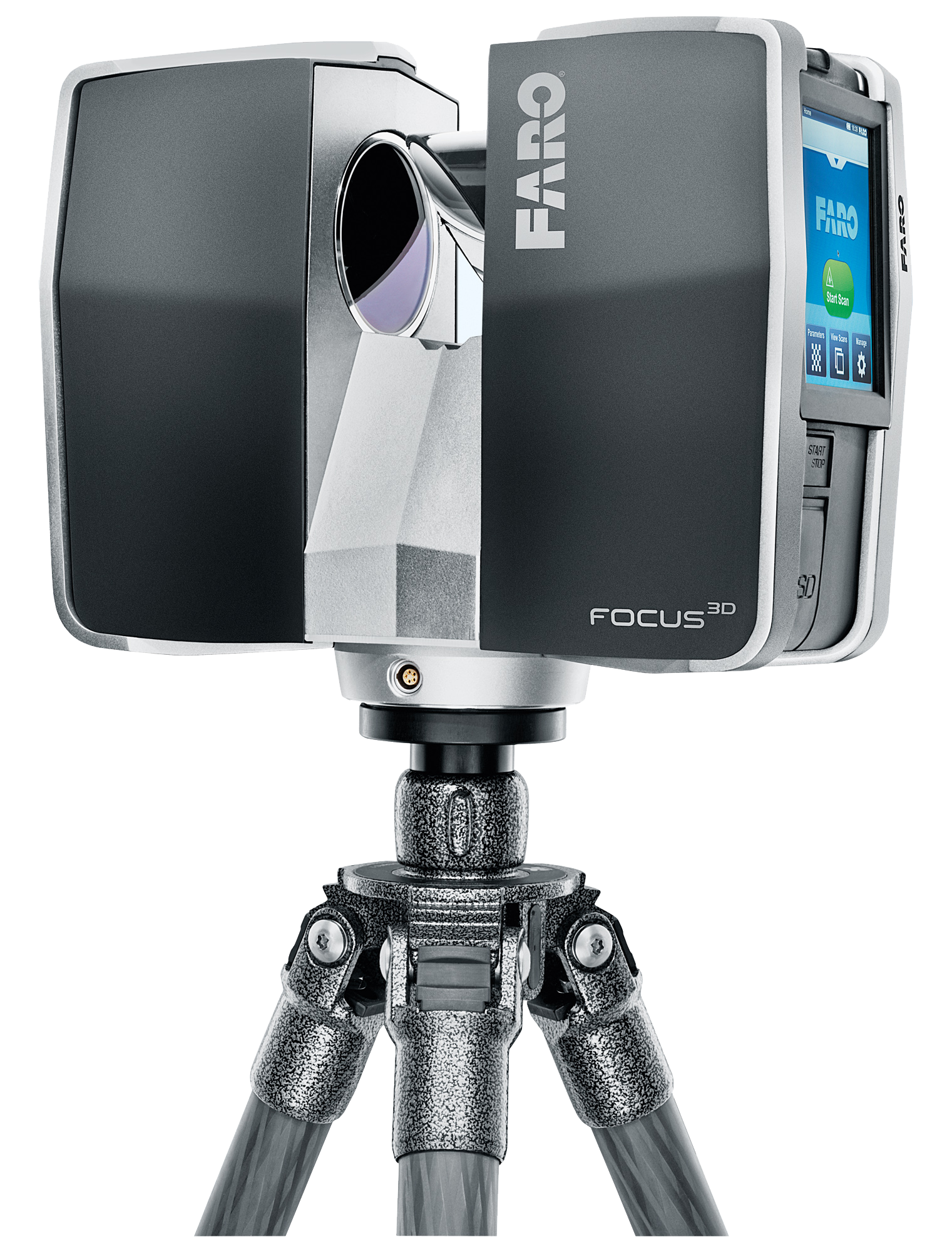 Rent the FARP Focus3D Laser Scanner