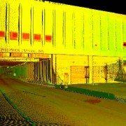 topographic laser scanning Eisenhower Tunnel