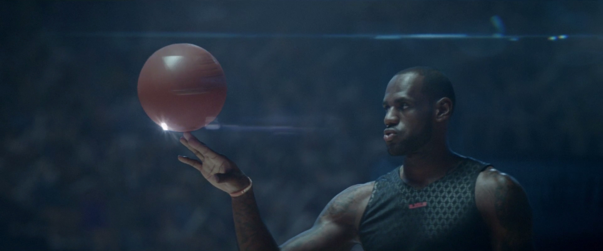 nike possibilities Client: nike agency: wieden+kennedy portland art director: sezay altinok copywriter: edward harrison director: nicolai fuglsig photography: ture lillegraven music: the kills the film features basketball star and reigning nba mvp, lebron james world no 1 tennis icon serena williams gerard pique of fc barcelona.
