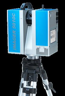 Rent Z+F IMAGER 5010C Laser Scanner
