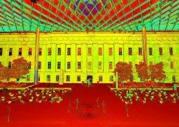 National Portrait Gallery LiDAR Data