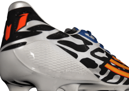 3D scan of Adidas Adizeo Messi 2014