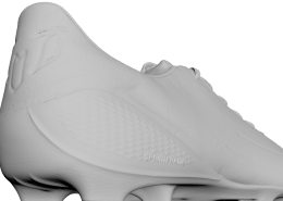 3D scan of Adidas Adizeo Messi 2014 Model