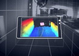 Google's Project Tango 3D Capture Device