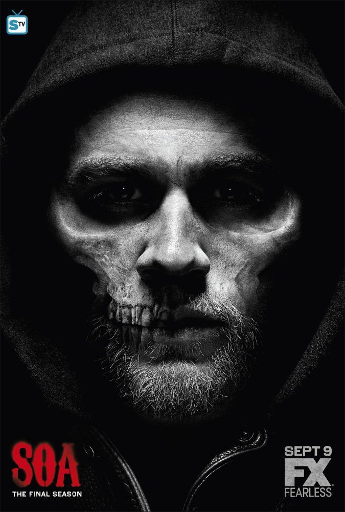 3D Scan of Charlie Hunnam for Sons of Anarchy Season 7