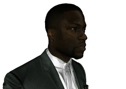 3D Scan of Kevin Hart