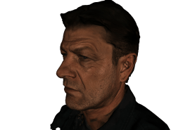 Sean Bean 3D Scan - SCANable