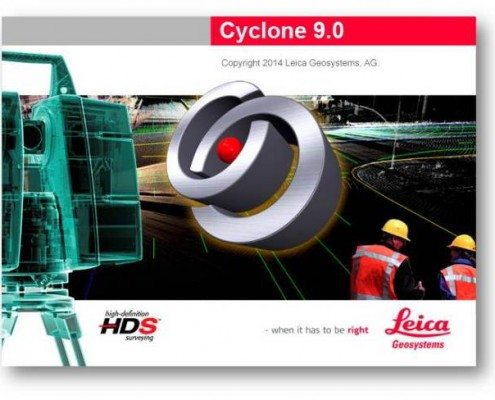 Rent or Buy Leica Geosystems Cyclone 9