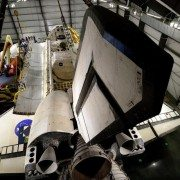 endeavor space shuttle lidar