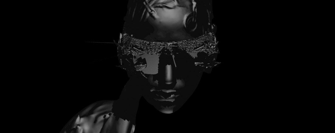 brooke candy Model and Actor 3D Scanning