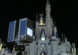 3D Laser Scan of Cinderella's Castle