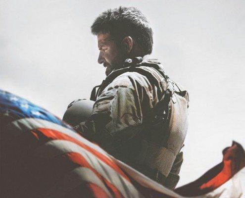 American Sniper VFX 3D Face Scan