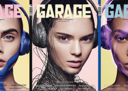 3D Scans for Garage Magazine Augmented Reality App