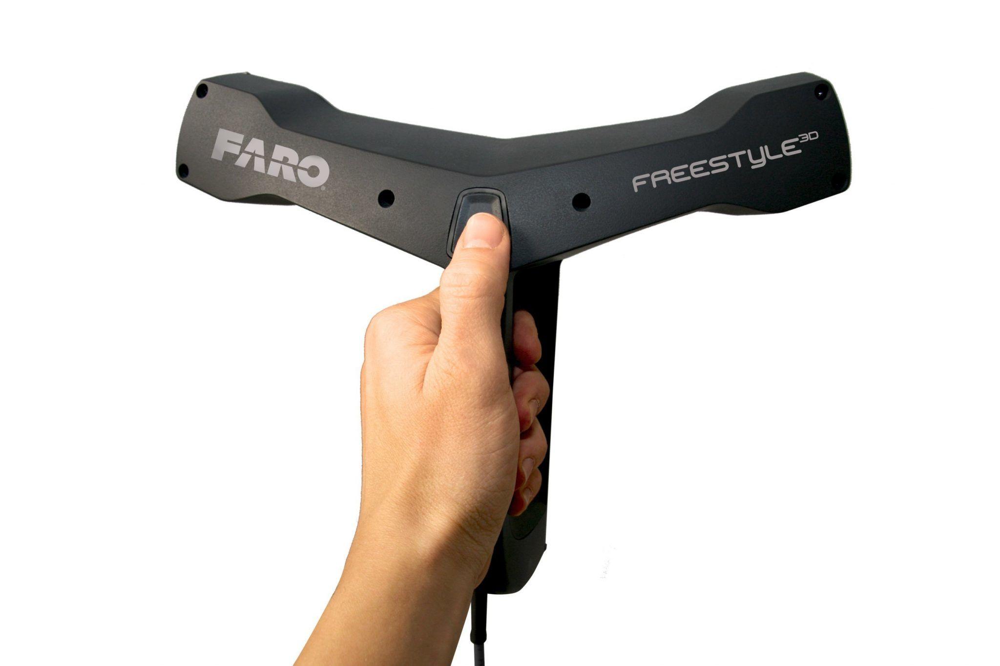 FARO Technologies Inc Freestyle3D