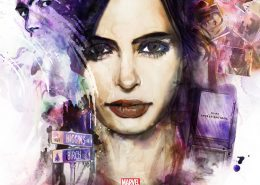 3D Body Scanning for Netflix Marvel Jessica Jones