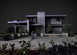 3D LiDAR scan of the house