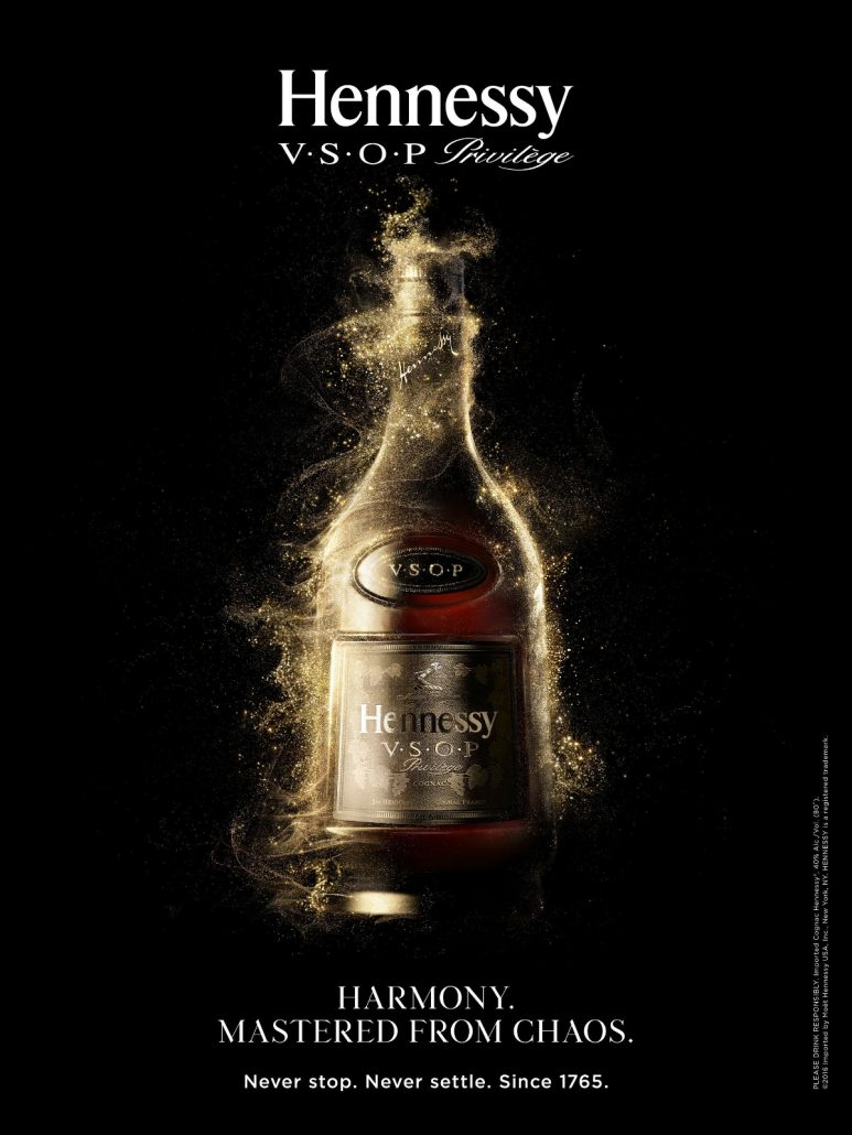 Hennessy V S O P Privil 232 Ge Interactive Experience And Ad