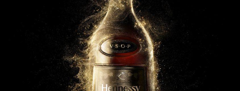 Hennessy VSOP 3D Scan