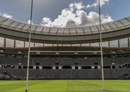 3D LiDAR Scan of Cape Town Stadium in South Africa