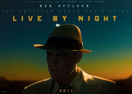 Live By Night 3D scanning