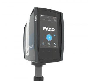 Rent the Faro Focus S 3D Laser Scanner