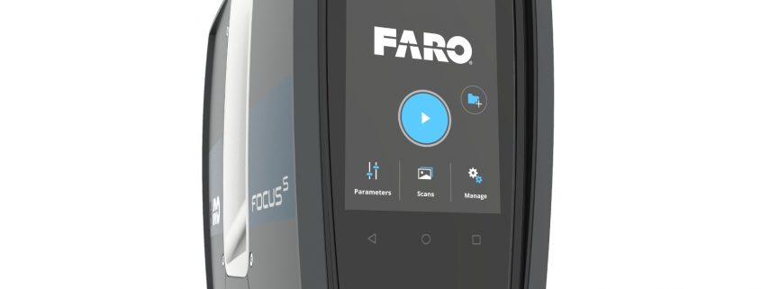 Rent the Faro Focus S 3D Laser Scanner