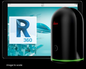 ReCap360 and Leica BLK360 3D Imaging Solution