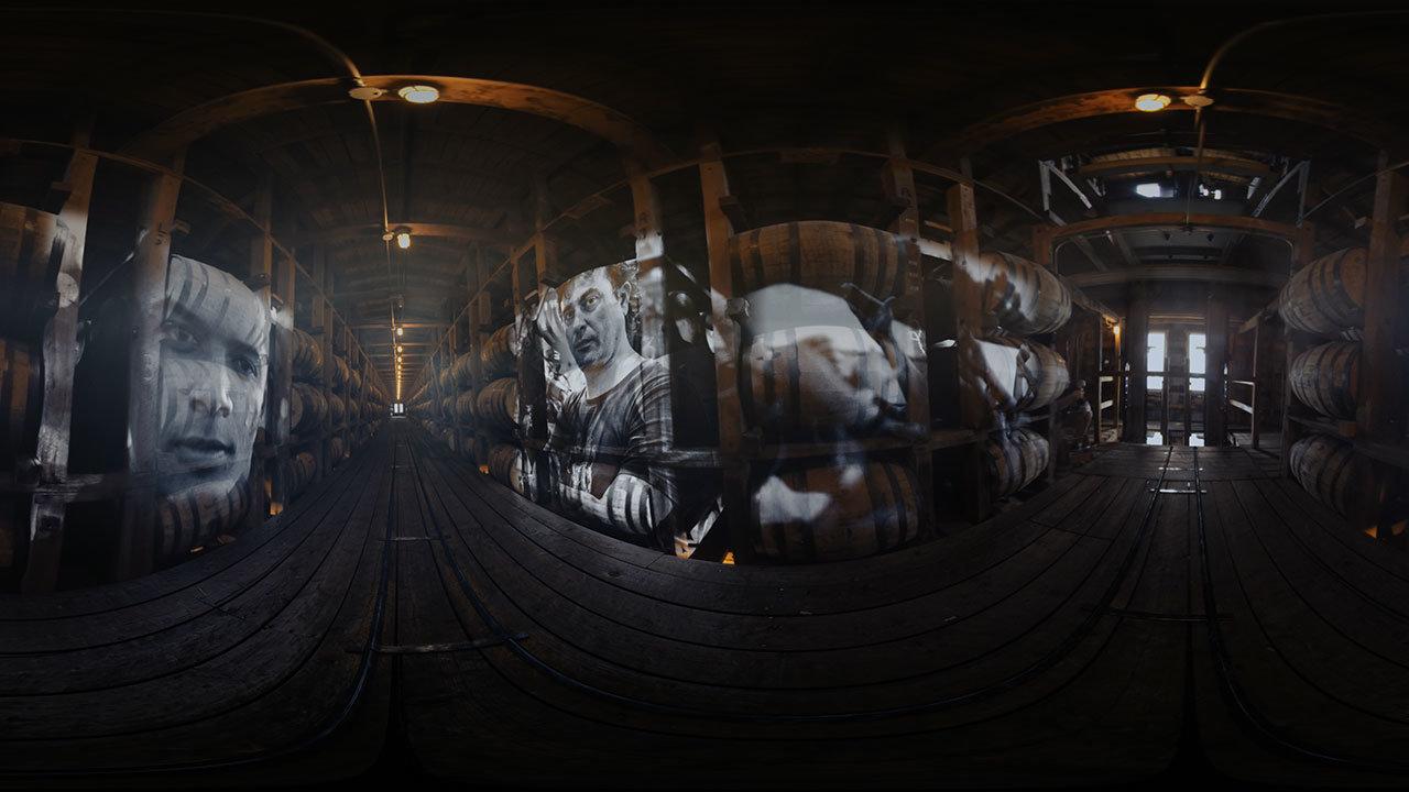 Jack Daniels Virtual Reality - 3D Laser Scanning